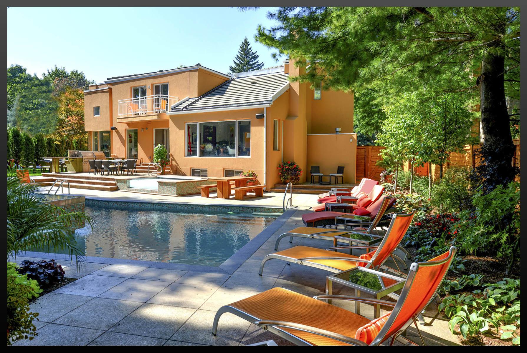 Real Estate Pool